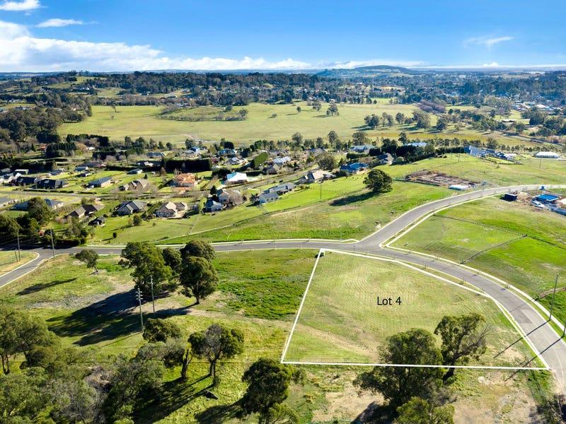 Lot 4, 8 Brown Barrel Ridge, Moss Vale, NSW 2577