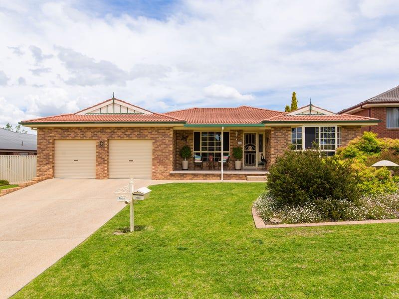 4 Delvin Place, Kooringal, NSW 2650