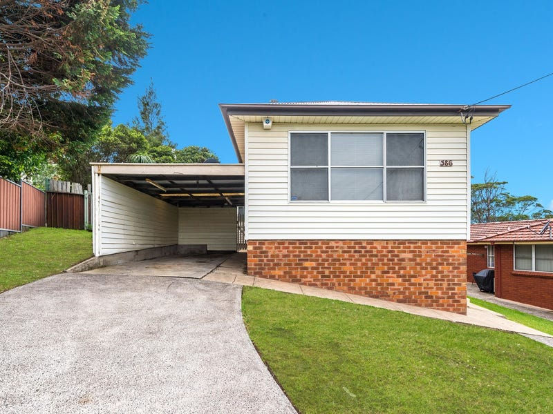 386 Northcliffe Drive, Lake Heights, NSW 2502