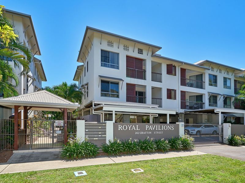 20/242 Grafton Street, Cairns North, Qld 4870