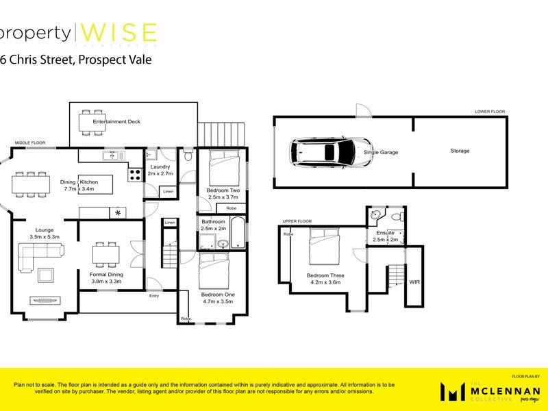 76 Chris Street, Prospect Vale, Tas 7250 - floorplan