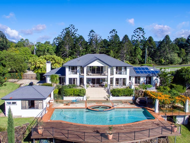 100 Brocks Road, Currumbin Valley, Qld 4223