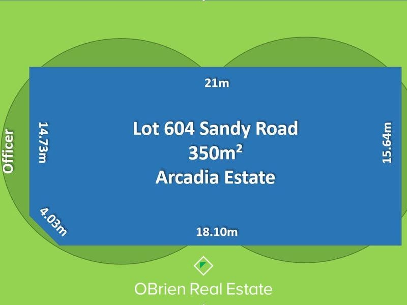 Lot 604, Sandy Road, Officer, Vic 3809