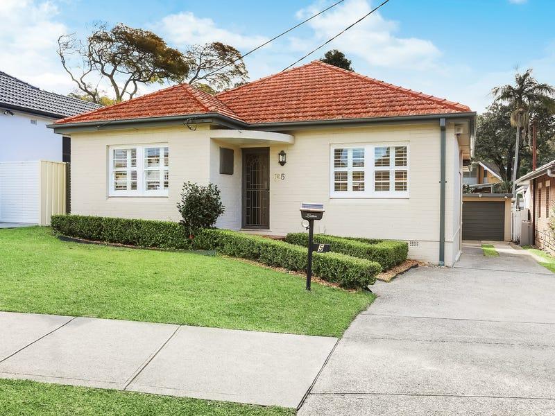 5 Girroma Street, Carss Park, NSW 2221