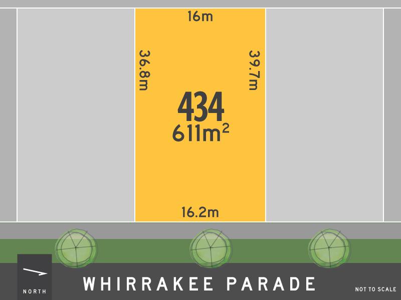 Lot 434, Whirakee Parade, Huntly, Vic 3551