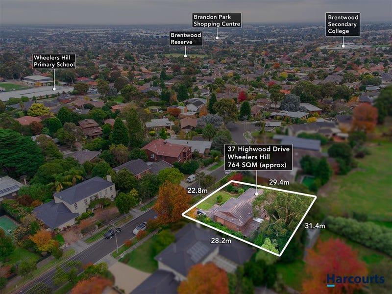 37 Highwood Drive, Wheelers Hill