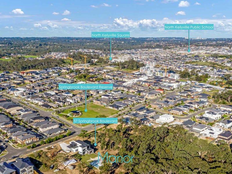 37 Springbrook Boulevard, North Kellyville, NSW 2155