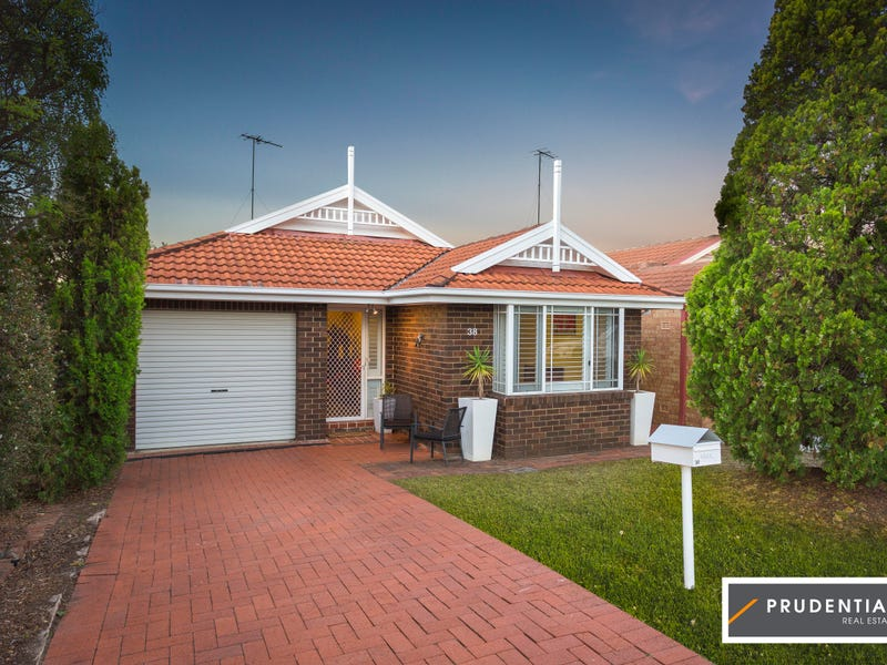 38 Lyndhurst Court, Wattle Grove, NSW 2173