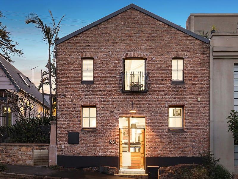 38 Foucart Street, Rozelle, NSW 2039