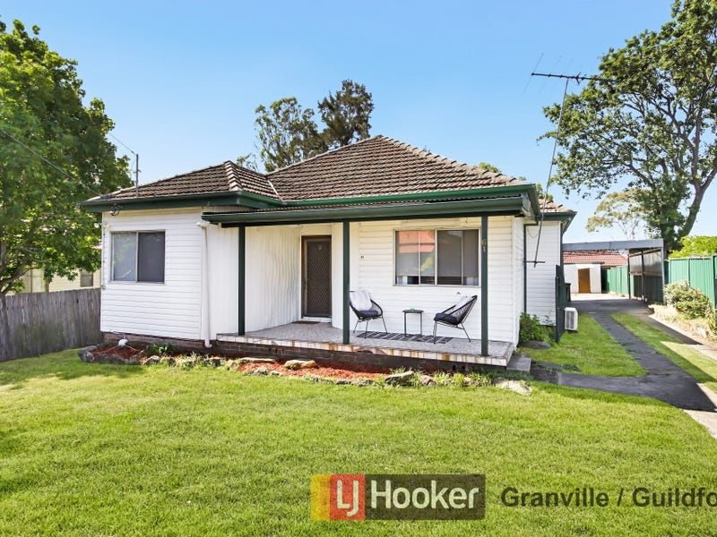 61 McArthur Street, Guildford, NSW 2161