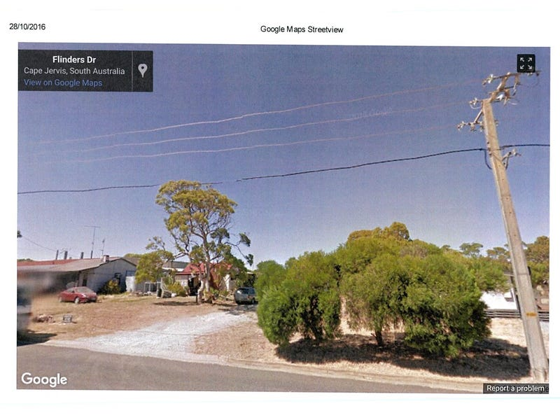 63 Flinders Drive Cape Jervis SA 5204  Residential Land for Sale