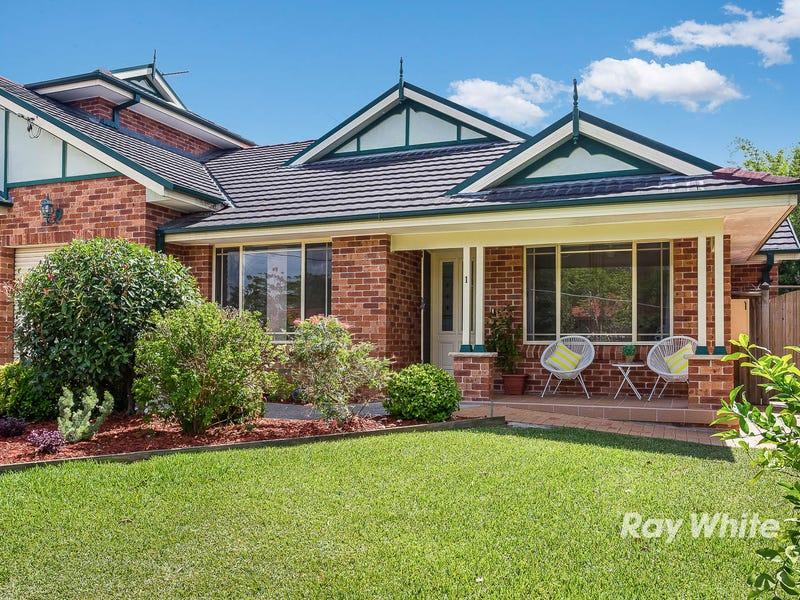 1 Brodie Street, Baulkham Hills, NSW 2153