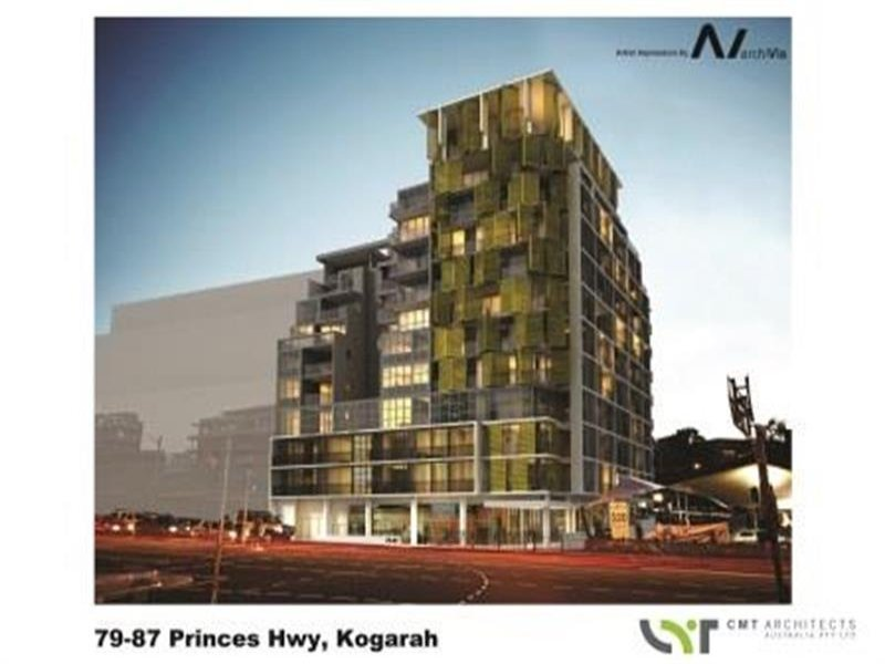 79-87 Princes Highway, Kogarah