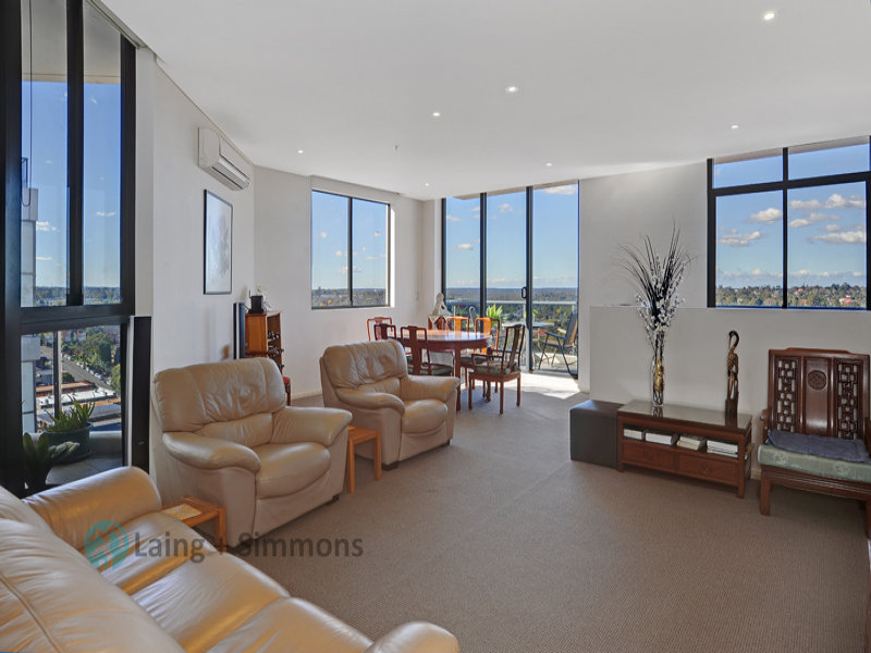 1709/88-90 George Street, Hornsby, NSW 2077