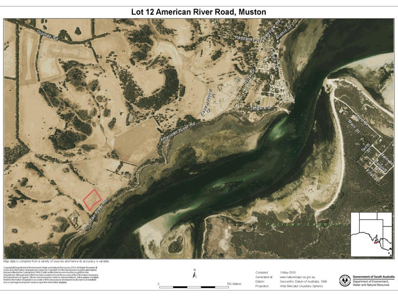 12 American River, Muston, SA 5221