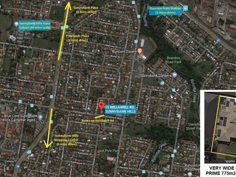15 Hellawell Rd, Sunnybank Hills, Qld 4109