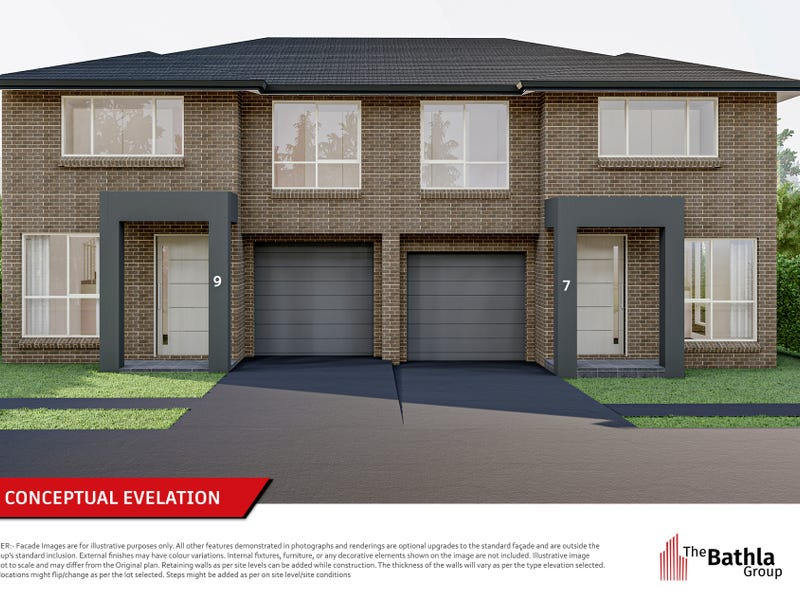 9 Wilbur Glade (Proposed Address), Schofields, NSW 2762