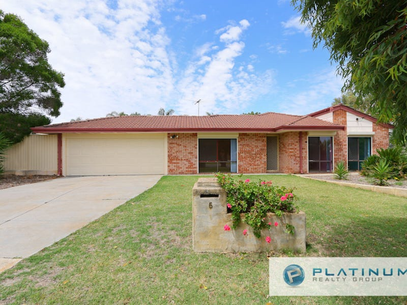 5 Dimitrios Court, Hocking, WA 6065