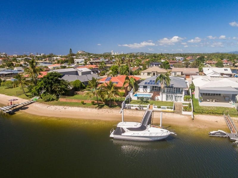 14 Weatherly Avenue, Mermaid Waters, Qld 4218