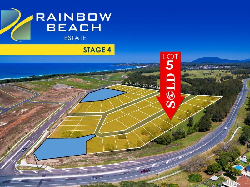 Lot 5 Rainbow Beach Estate, Lake Cathie, NSW 2445