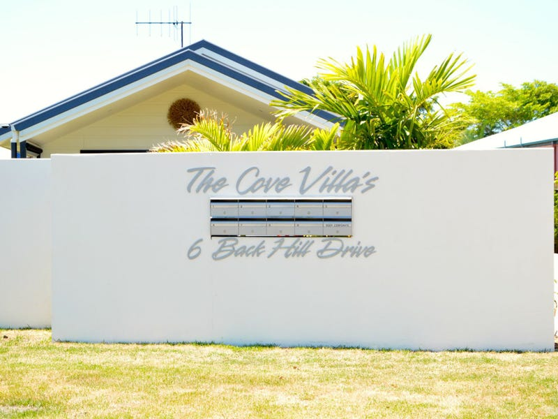 Duplex 9/6 Backhill Drive, Coral Cove, Qld 4670