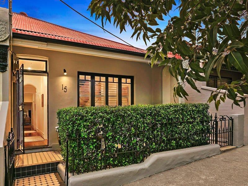 15 South Avenue, Leichhardt, NSW 2040