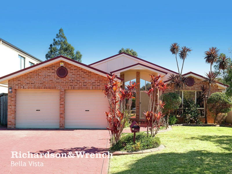 13 Wicklow Place, Rouse Hill, NSW 2155