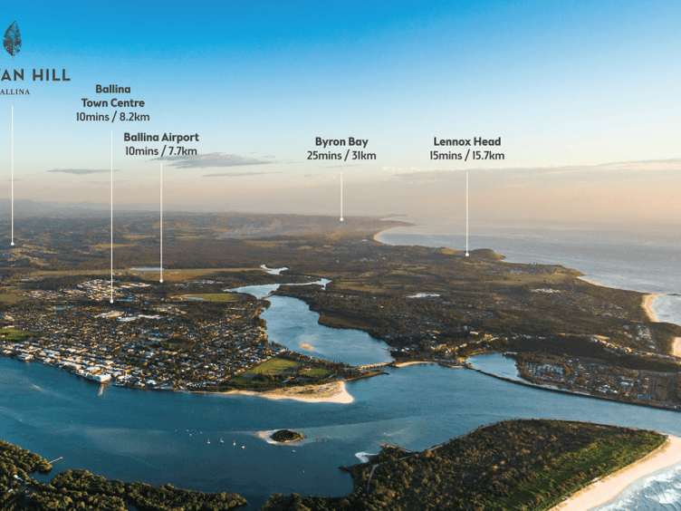 Ballina Heights Drive, Cumbalum, NSW 2478