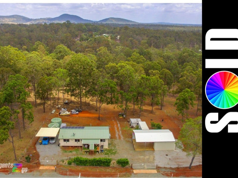 109 Pine Ridge Road, Glenwood, Qld 4570