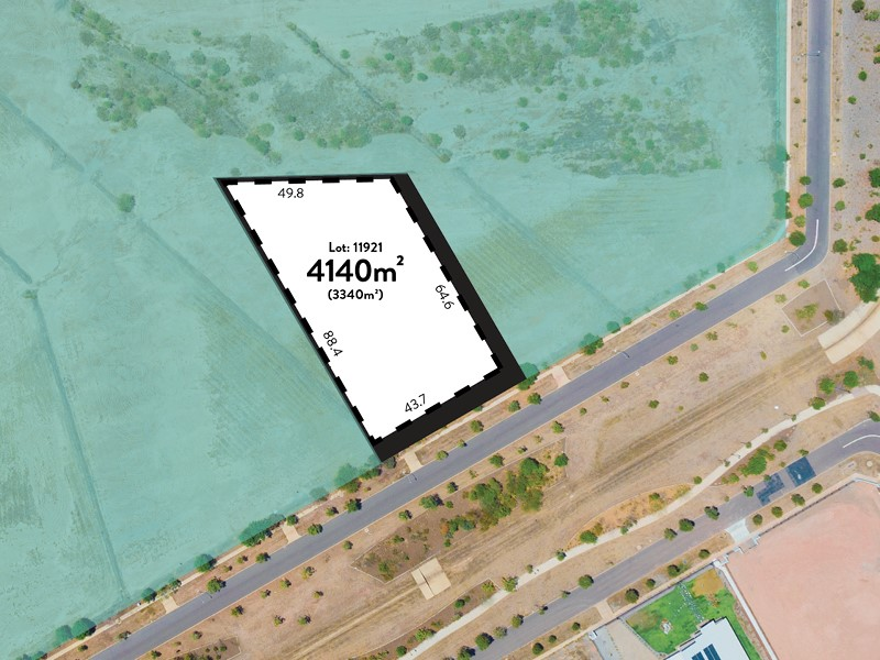 Lot 11921, Changsha Crescent, Muirhead, NT 0810