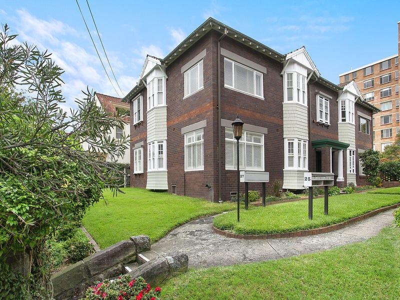 2/27 King Street, Waverton, NSW 2060