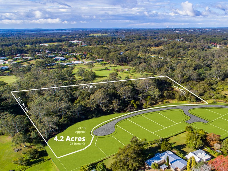 Lots 16 & 17 Irene Crescent, Cooranbong, NSW 2265