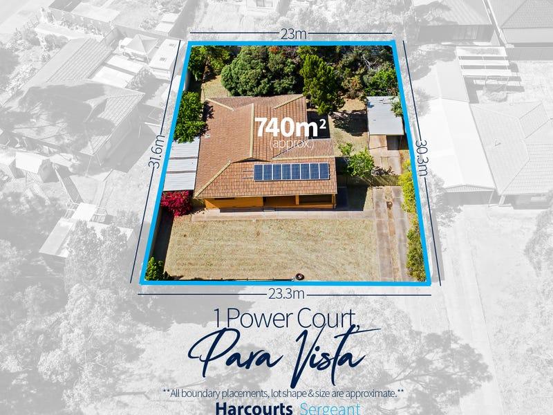 1 Power Court, Para Vista, SA 5093