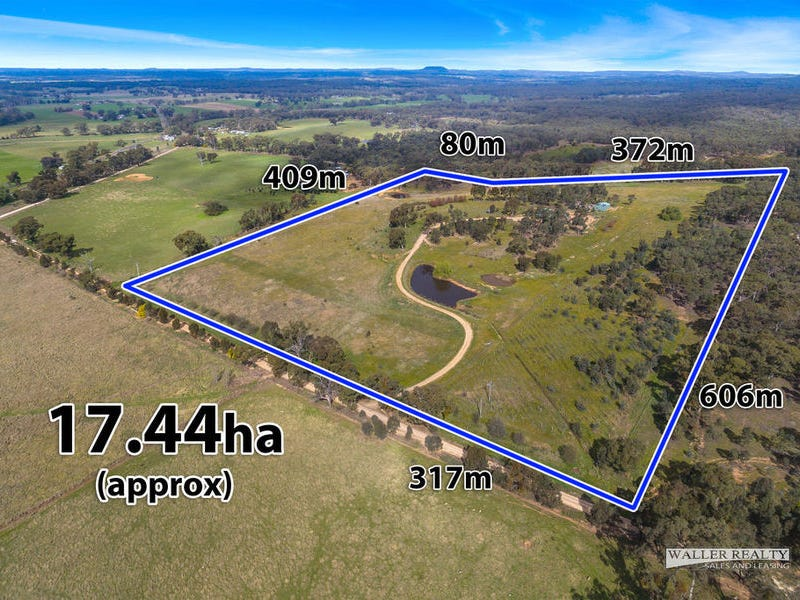 204 Pound Lane, Strangways, Vic 3461