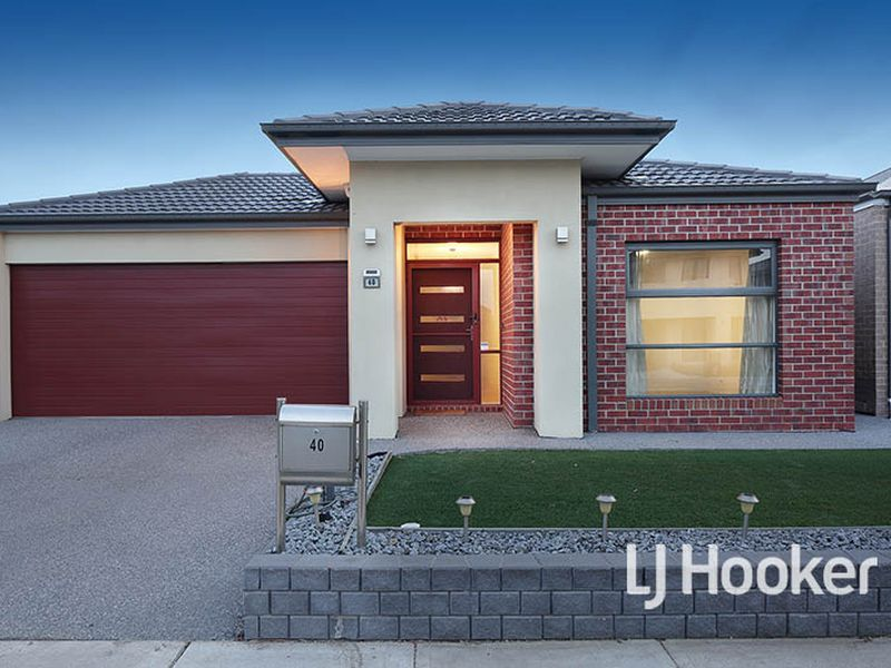 40 Hollywood Avenue, Point Cook, Vic 3030