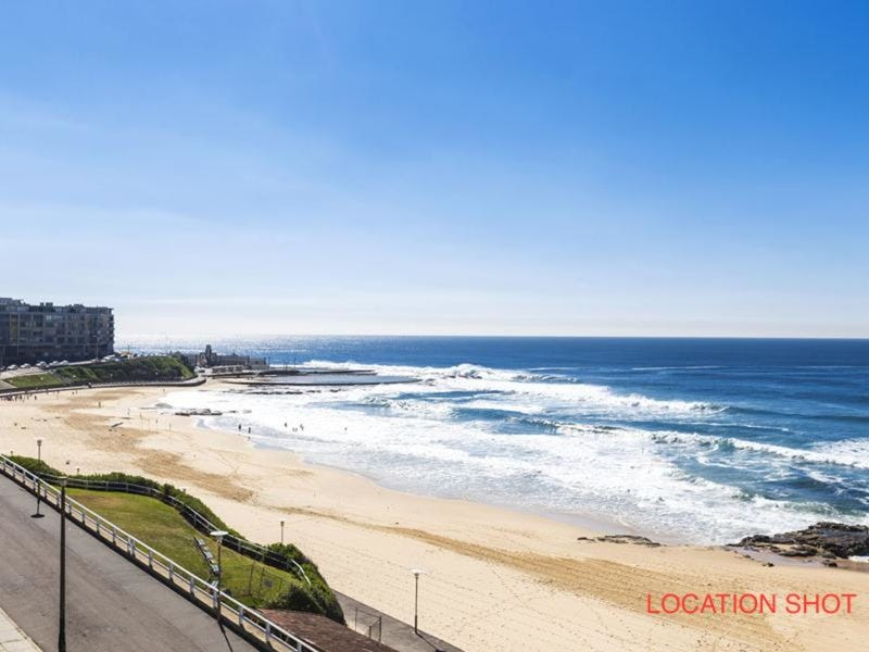 A105/75 Shortland Esplanade, Newcastle, NSW 2300