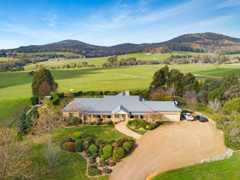 731 Ankers Road, Strathbogie, Vic 3666