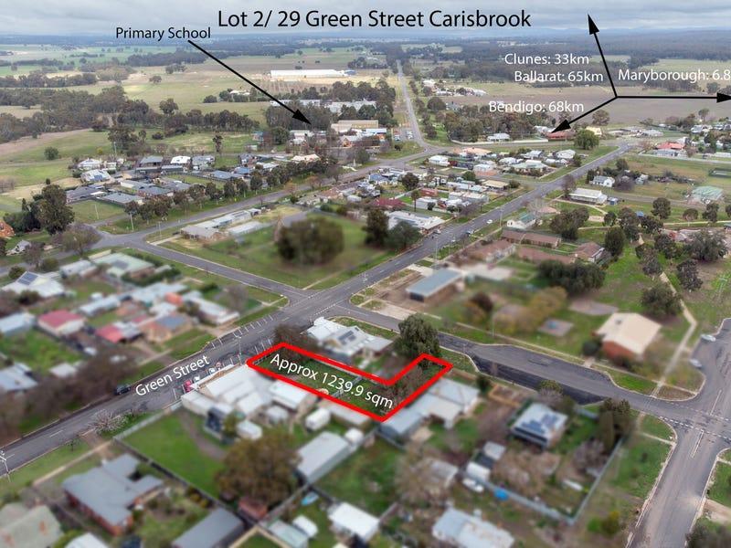 Lot 2, 29 Green Street, Carisbrook, Vic 3464