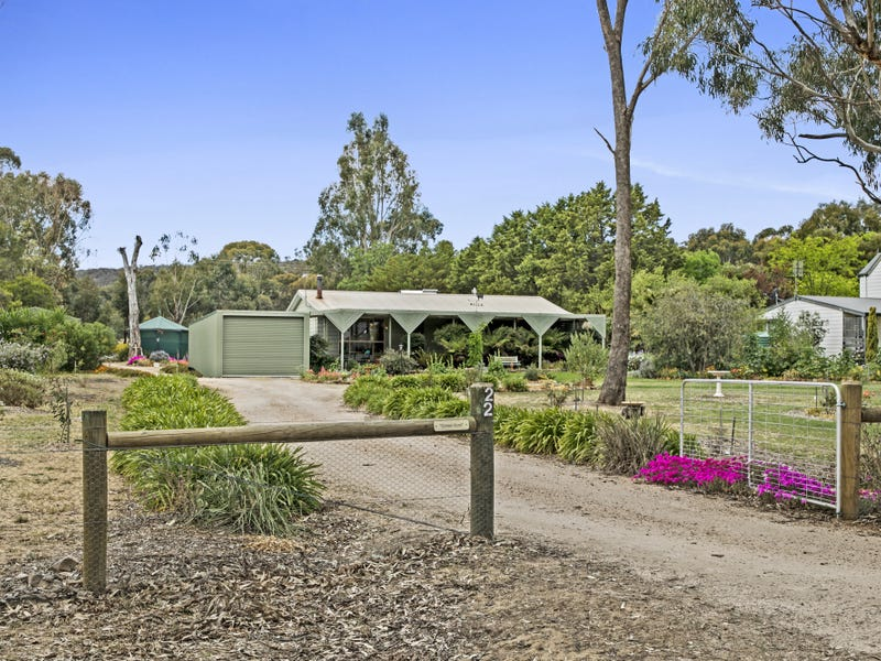 22 Golf Links Lane, Heathcote, Vic 3523