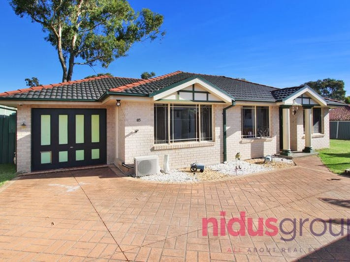 85 Brussels Crescent, Rooty Hill, NSW 2766