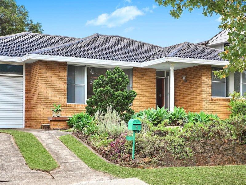 4 Lanceley Avenue, Carlingford, NSW 2118
