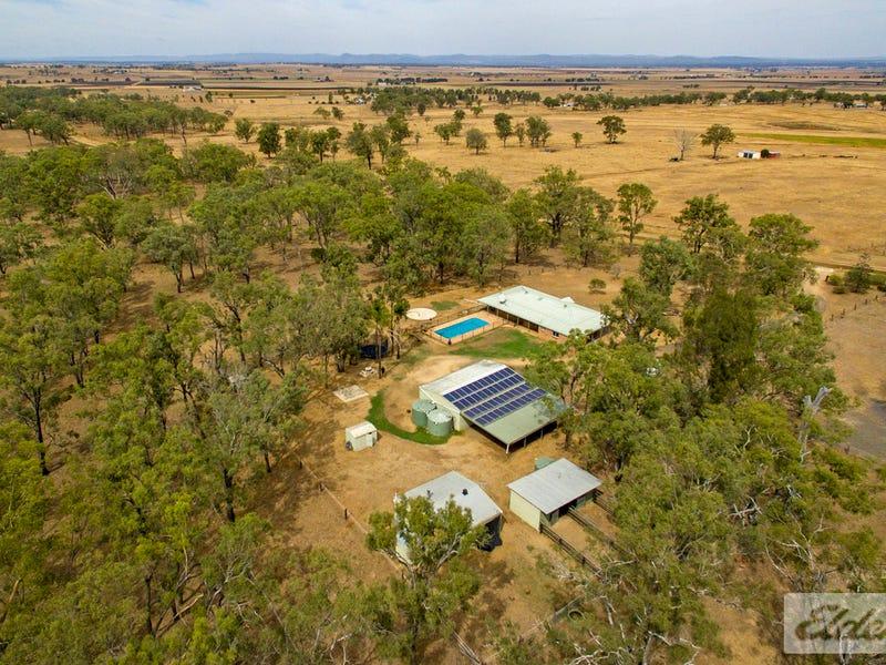 Map Australia 4371.177 Wiedmans Road Yangan Qld 4371 Acreage For Sale Realestate