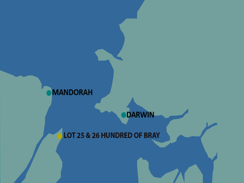 Lot 25 Hundred Of Bray, Cox Peninsula, NT 0822