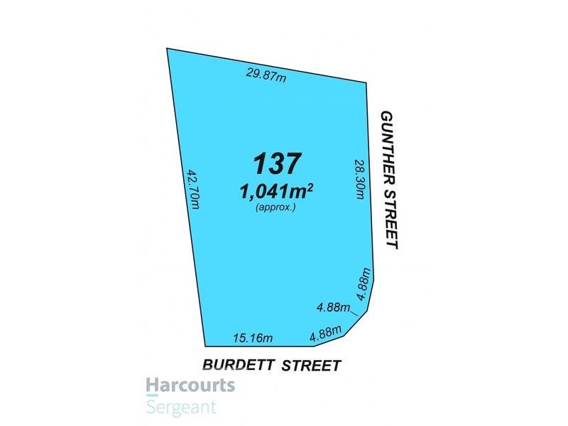 Lot 137, Burdett Street, Elizabeth Grove, SA 5112