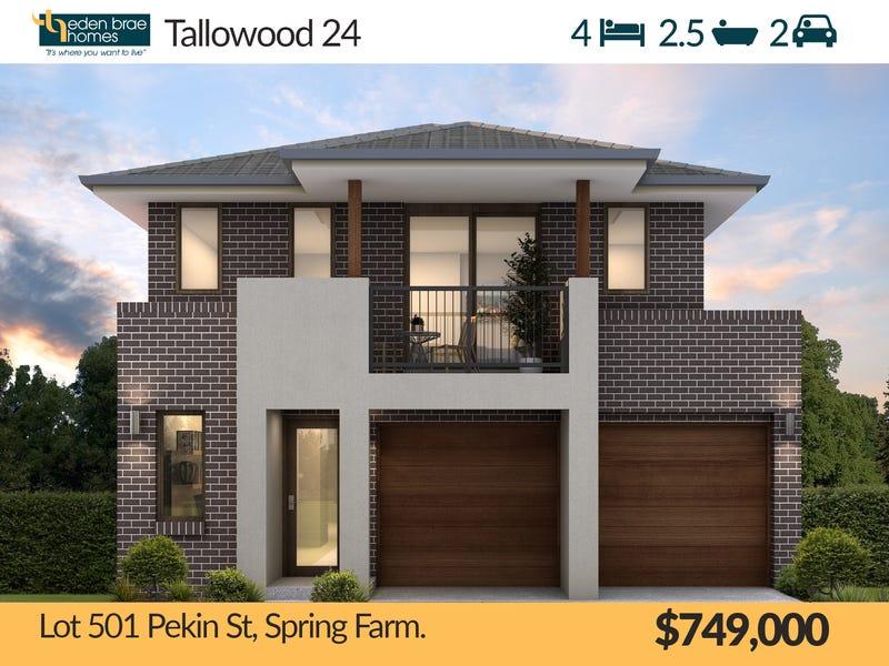Lot 502 Pekin Street, Spring Farm, NSW 2570