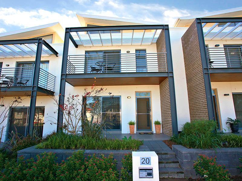 20 Riverbank Drive, Kellyville Ridge, NSW 2155