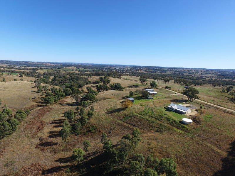 "2312 ""St Lawrence"" Elsmore Road, Inverell, NSW 2360"
