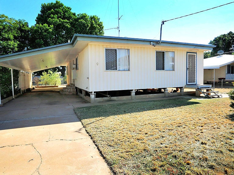 9 Russell Crescent, Mount Isa, Qld 4825