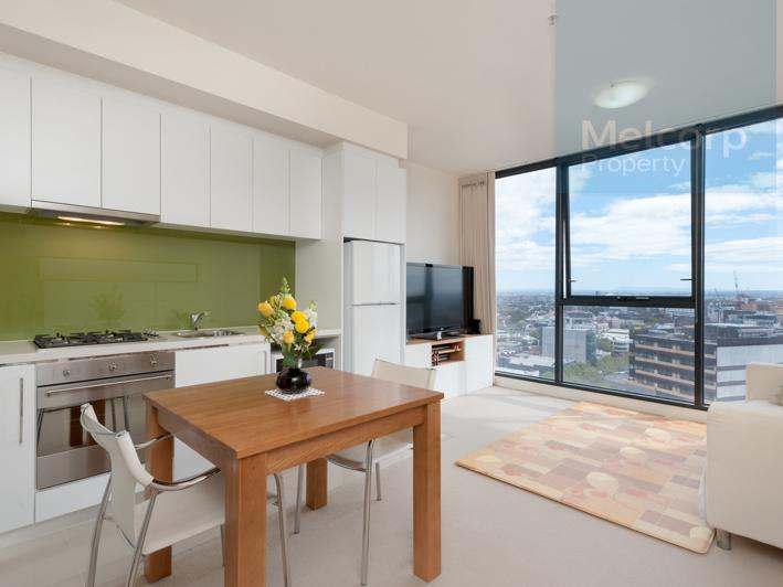 1802/25 Therry Street, Melbourne, Vic 3000