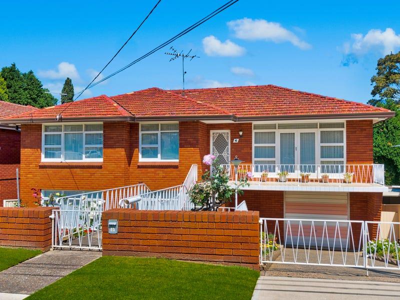4 Byron Avenue, Ryde, NSW 2112
